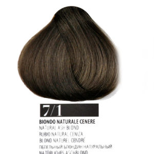 Tintura Capelli 71 Biondo Cenere Farmagan Hair Color No Ammoniacatubo 100ml