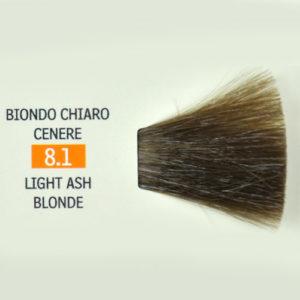 Tintura per Capelli 8.1 Biondo Chiaro Cenere Genius Color Pak Tubo ... d623a6d81cc9