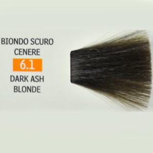 Tintura per Capelli 6.1 Biondo Scuro Cenere Genius Color Pak Tubo ... 7975914de6bc