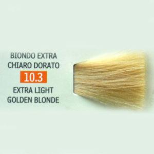 Tintura per Capelli 10.3 Biondo Extra Chiaro Dorato Genius Color Pak ... 78719d703c47