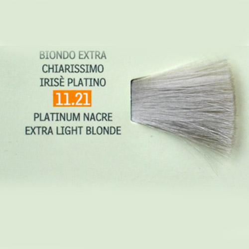 Tintura per Capelli 11.21 Biondo Extra Chiarissimo Irisé Platino ... d08230023c70