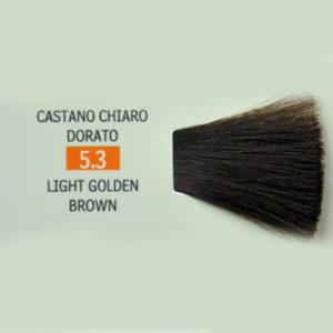 Tintura per Capelli 5.3 Castano Chiaro Dorato Genius Color Pak 100ml ... 728003586fdf