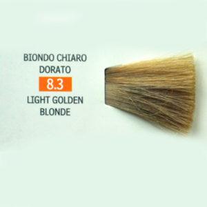 Tintura per Capelli 8.3 Biondo Chiaro Dorato Genius Color Pak 100ml ... 8465d0b3ca38