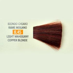 Tintura Per Capelli 845 Biondo Chiaro Rame Mogano Genius Color Pak 100ml